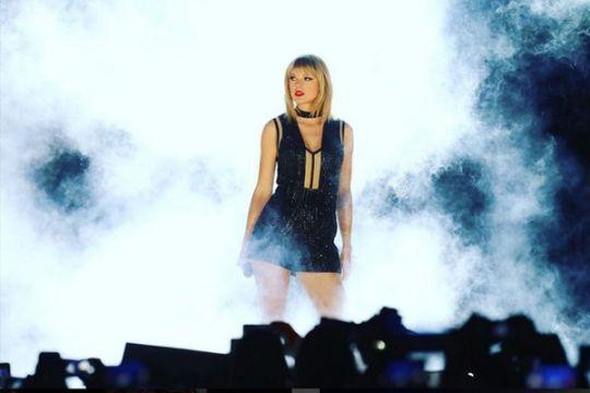 Taylor Swift dan Joe Alwyn ternyata sudah tujuh bulan pacaran