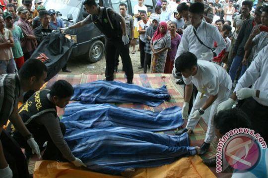 Korban kapal tenggelam dirawat di RS Bhayangkara