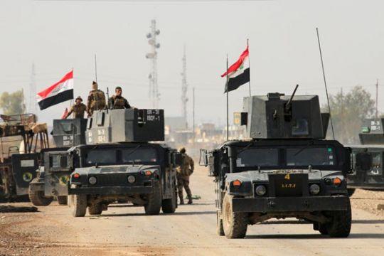 AS kerahkan helikopter Apache untuk perangi ISIS di Mosul