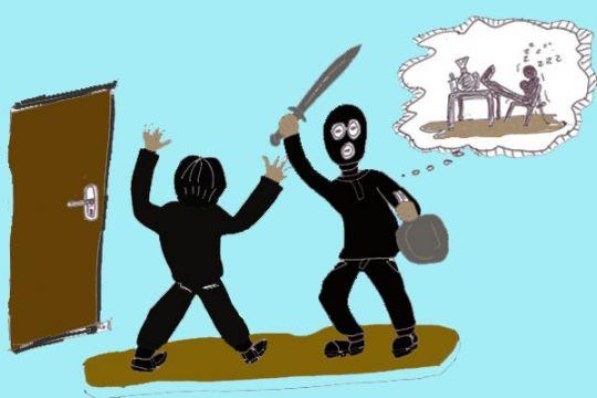 Masyarakat agar waspadai pencurian dengan kekerasan