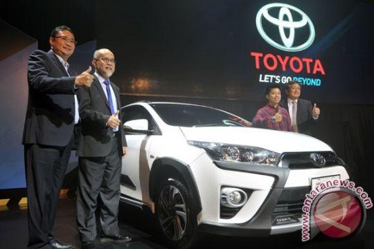 Toyota Yaris Heykers terinspirasi tradisi Lompat Batu Nias