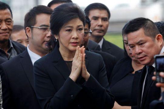 Mantan PM Thailand Yingluck buka suara beberapa bulan setelah mengungsi