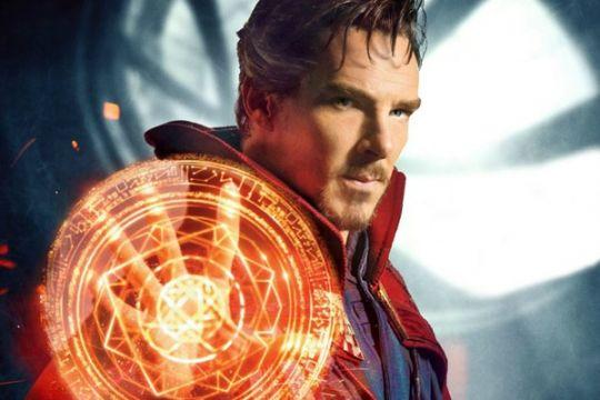 Selain Time Stone, Infinity Stones apa yang dipilih Benedict Cumberbatch?