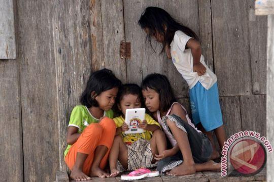 Pemerintah akan batasi penggunaan gawai anak