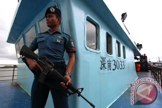 TNI AL di Belawan segera limpahkan perkara kapal Hong Kong