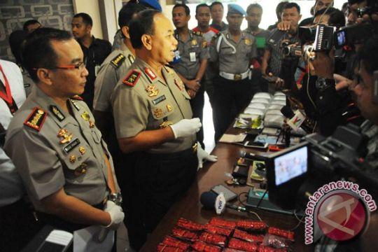 Kapolda Kalbar: sulit tangkap bandar besar jaringan narkoba