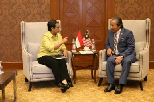 Menlu Indonesia minta Malaysia tingkatkan pengamanan di perairan