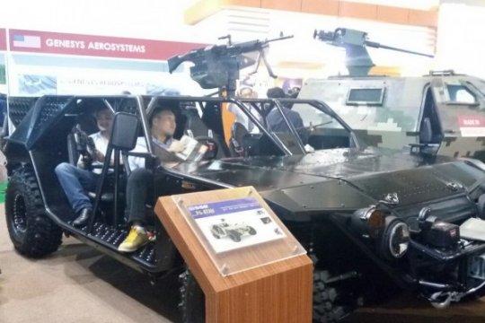 P6 ATAV, satu lagi kendaraan taktis militer buatan Indonesia