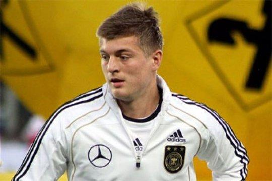Kroos akan absen pada pertandingan Jerman lawan San Marino