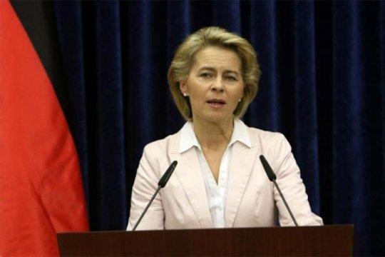 Menhan Jerman minta komitmen Trump bersama NATO
