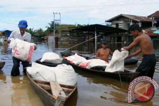 Dinsos Riau nyatakan banjir di Rokan Hulu meluas