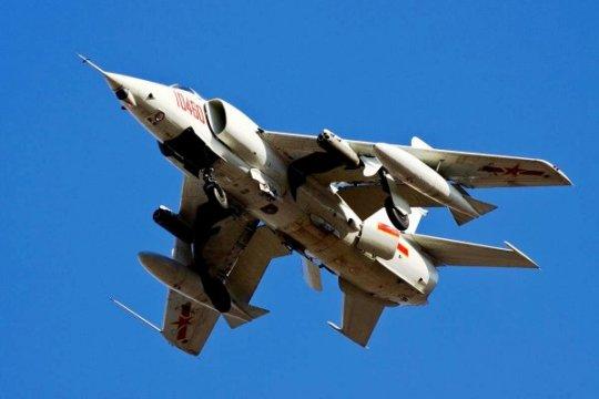 Jet tempur Taiwan kecelakaan, pilot tewas terjun ke laut