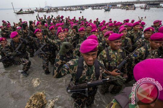 Marinir Indonesia-AS latihan bersama di Situbondo