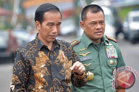 Panglima TNI ajukan tiga calon pengganti KASAU