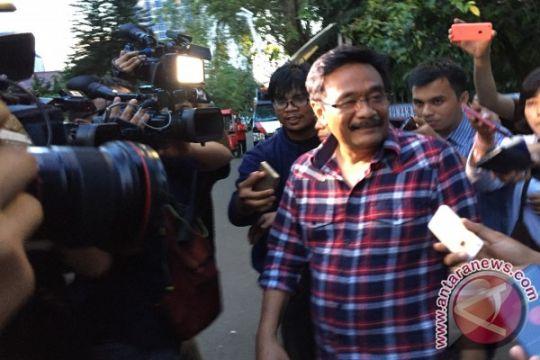 Tim pemenangan Ahok termasuk Sophia Latjuba rapat tertutup di Rumah Borobudur