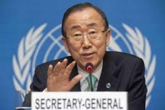 Ban Ki-moon prihatin Iran mungkin langgar embargo senjata