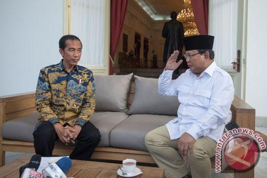 Survei Alvara: Elektabilitas Jokowi dan Prabowo meningkat