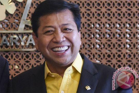 KPK sampaikan penanganan perkara Setya Novanto