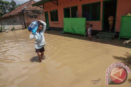 Delapan desa di Banyumas-Jateng masih tergenang banjir