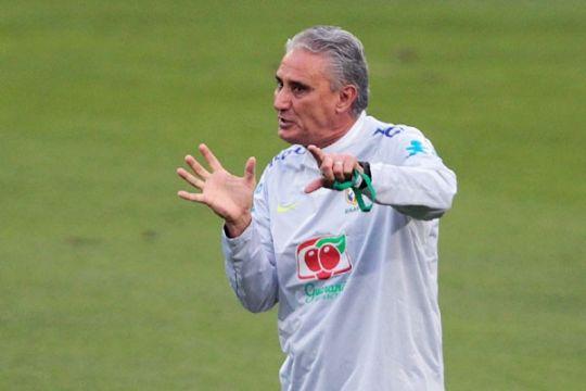 Pelatih Brasil tanggapi dingin hasil undian Piala Dunia 2018