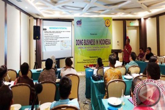 Pengusaha Mindanao tertarik tingkatkan bisnis dengan Indonesia