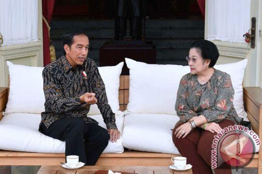Hasto jelaskan pertemuan Jokowi-Megawati kemarin malam