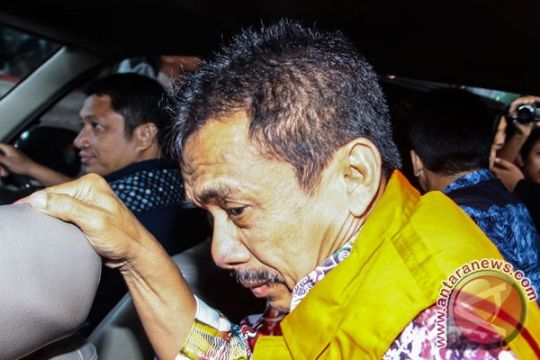 Wali Kota Madiun ditahan di rutan KPK