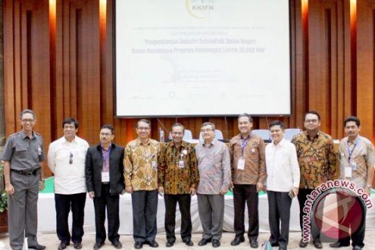 Industri fotovoltaik dukung program pembangkit listrik 35.000 MW