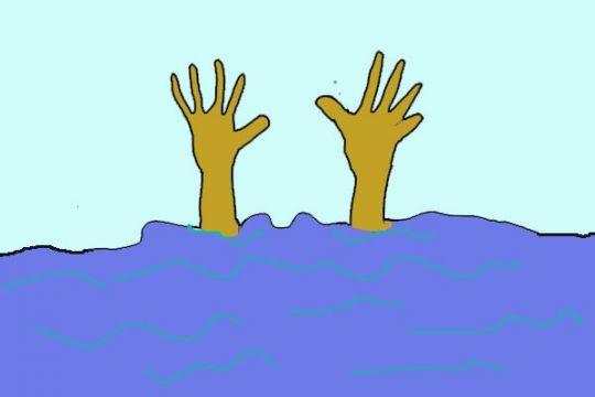 Dua pelajar Pramuka tenggelam saat hiking