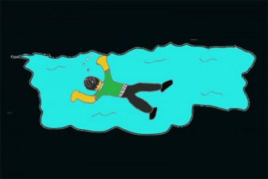 Basarnas cari seorang warga tenggelam di Bendungan Copong