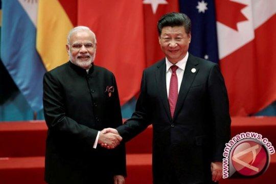 Pesiden Xi desak usul diskusikan hubungan bilateral dengan Modi