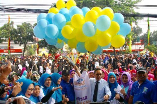 Ratusan guru PAUD-TK non-PNS Kubu Raya terima insentif