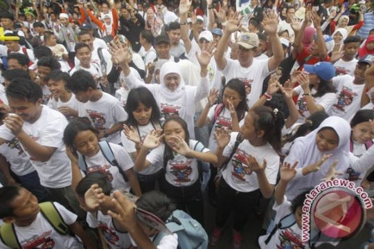 Orangtua Indonesia masih didik anak dengan kekerasan