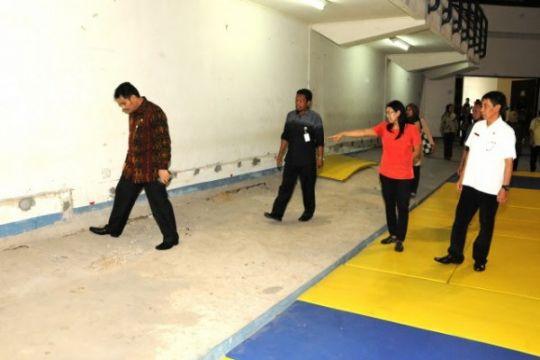 Komisi X DPR RI sayangkan Stadion Utama Palaran tak terawat
