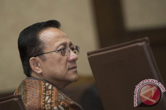 Irman Gusman sebut vonis hakim berat