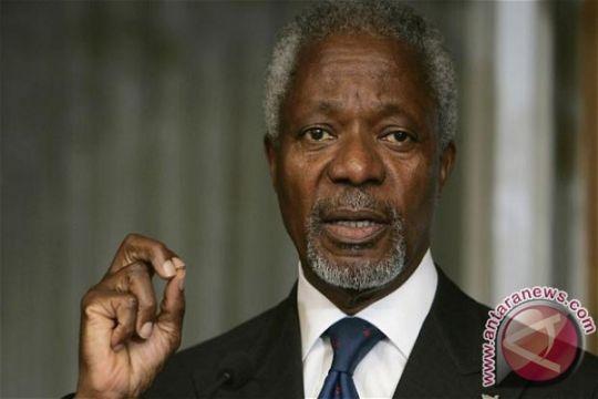Kofi Annan: Media digital perluas informasi publik
