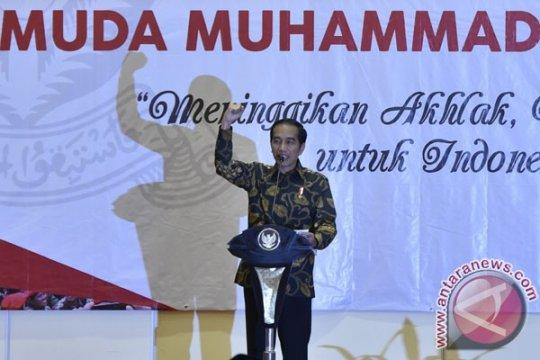 Presiden pesan tiga hal pada Pemuda Muhammadiyah
