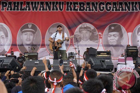 """Sebelas panggung budaya meriahkan aksi """"Kita Indonesia"""""""