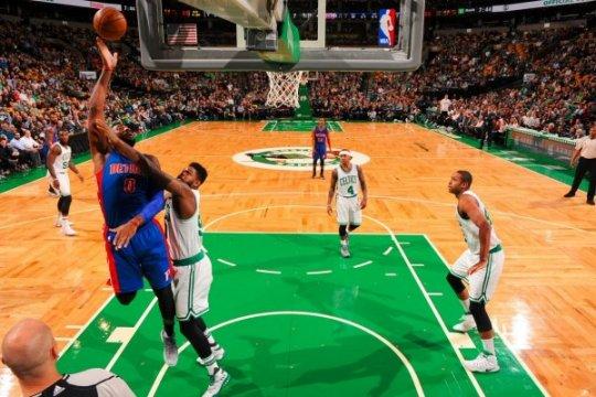 Pistons atasi Celtics 121-114