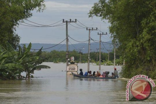 PNS Bojonegoro agar siaga banjir Bengawan Solo