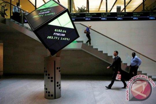 Bursa saham Inggris berakhir naik, indeks FTSE bertambah 0,58 persen