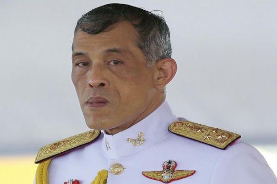 Raja Thailand tandatangani UUD menuju pemilihan umum