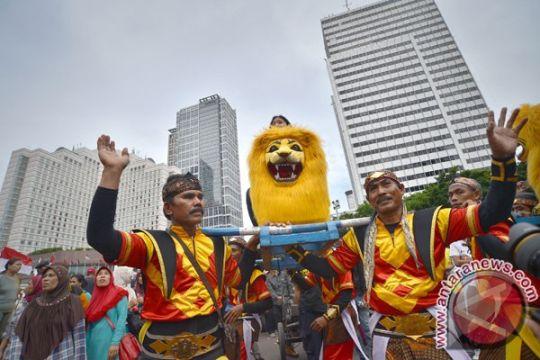 Survei menunjukkan Indonesia setelah reformasi semakin baik