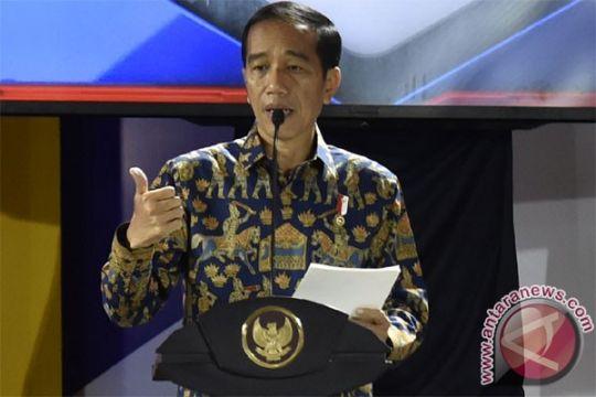 Presiden Jokwi ingatkan rakyat jaga persatuan dan kesatuan