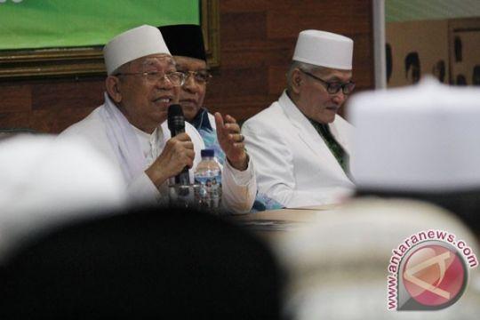 PB NU proses pengganti Rais Aam Ma'ruf Amin
