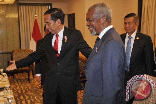 Presiden Jokowi titip isu Palestina kepada Sekjen PBB