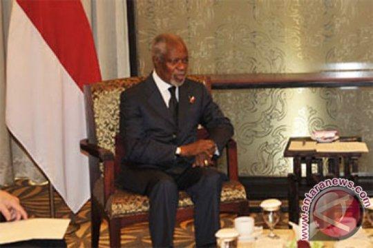 Mantan Sekjen PBB dan penerima Nobel Perdamaian Kofi Annan wafat