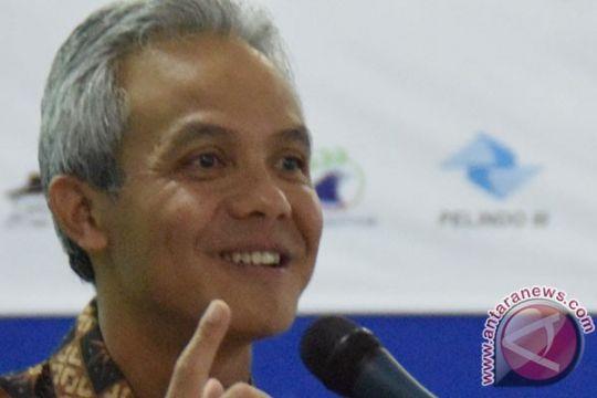 Ganjar berharap KPK tempatkan petugas di kabupaten/kota