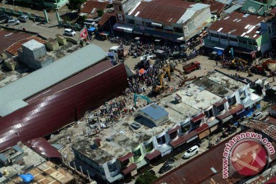 Suporter bola galang dana untuk korban gempa Aceh