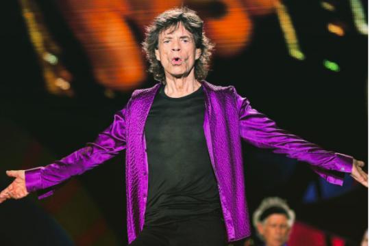 """Mick Jagger akan berakting dalam """"The Burnt Orange Heresy"""""""